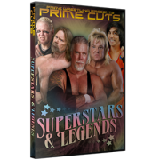 "Prime Wrestling DVD ""Prime Cuts: Superstars & Legends"""