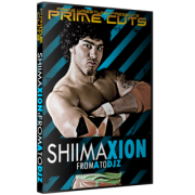 "Prime Wrestling DVD ""From A to DJZ- The Best of Shiima Xion"