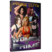 "Prime Wrestling DVD ""Prime Cuts: Women of Prime"""