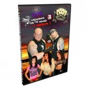 "Remix Pro Wrestling DVD April 2, 2011 ""Throwdown for the Pound 3: Hoedown"" - Marietta, OH"