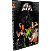 "Remix Pro Wrestling DVD April 7, 2012 ""Throwdown For The Pound V"" - Marietta, OH"