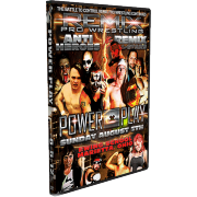 "Remix Pro Wrestling DVD August 5, 2012 ""Power Play"" - Marietta, OH"