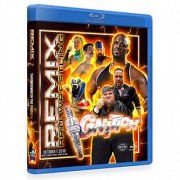 "Remix Pro Wrestling Blu-ray/DVD October 1, 2016 ""Throwdown for the Pound 14: Ignition"" - Marietta, OH"