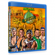 "Remix Pro Wrestling Blu-ray/DVD September 16, 2017 ""Throwdown for the Pound 16: The Wizard Of Paws"" - Marietta, OH"