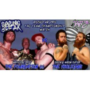 "RockStar Pro Wrestling April 8, 2016 ""Spring Break 2016"" - Dayton, OH (Download)"