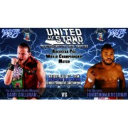 "RockStar Pro Wrestling July 1, 2016 ""United We Stand"" - Dayton, OH (Download)"