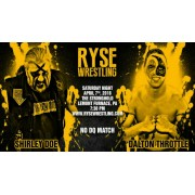 Ryse Pro Wrestling April 7, 2018 - Lemont Furnace, PA (Download)