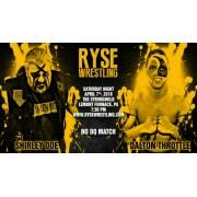 Ryse Pro Wrestling April 7, 2018 - Lemont Furnace, PA (Download)