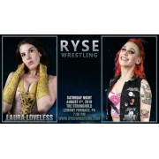 Ryse Pro Wrestling August 4, 2018 - Lemont Furnace, PA (Download)