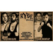 Ryse Pro Wrestling November 17, 2018 - Lemont Furnace, PA (Download)