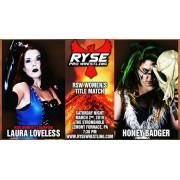 Ryse Pro Wrestling March 2, 2019 - Lemont Furnace, PA (Download)