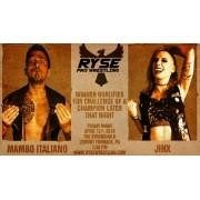 Ryse Pro Wrestling April 12, 2019 - Lemont Furnace, PA (Download)