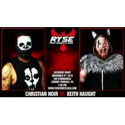 Ryse Pro Wrestling November 9, 2019 - Lemont Furnace, PA (Download)