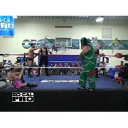 "SoCal Pro Wrestling April 23, 2013 ""6 Year Anniversary"" - Oceanside, CA (Download)"