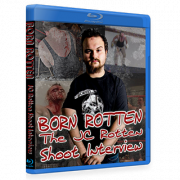 "Shoot Interview Blu-ray/DVD ""JC Rotten"""