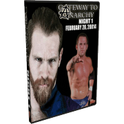 "St. Louis Anarchy DVD February 28, 2014 ""Gateway to Anarchy- Night 1"" - Alton, IL"