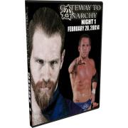 """St. Louis Anarchy DVD February 28, 2014 """"Gateway to Anarchy- Night 1"""" - Alton, IL"""