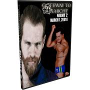 "St. Louis Anarchy DVD March 1, 2014 ""Gateway to Anarchy-Night 2""- Alton, IL"