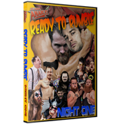 "St. Louis Anarchy DVD November 13, 2015 ""Ready to Rumble- Night 1"" - Alton, IL"
