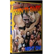 "St. Louis Anarchy DVD November 13, 2015 ""Ready to Rumble- Night 1"" - Alton, IL"