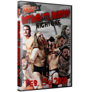 "St. Louis Anarchy DVD February 13, 2016 ""Gateway to Anarchy- Night 1"" - Alton, IL"