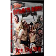 """St. Louis Anarchy DVD February 13, 2016 """"Gateway to Anarchy- Night 1"""" - Alton, IL"""