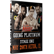 "St. Louis Anarchy DVD May 20, 2016 ""Going Platinum - Night 1"" - Alton, IL"