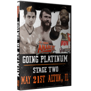 "St. Louis Anarchy DVD May 21, 2016 ""Going Platinum - Night 2"" - Alton, IL"