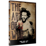 "Smash Wrestling DVD April 26, 2015 ""The Art of War"" - Toronto, ON"