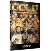 "Smash Wrestling DVD May 17, 2015 ""Gold"" - Toronto, ON"