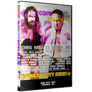 "Smash Wrestling DVD June 6, 2015 ""Smash Kicks ALS"" - Toronto, ON"