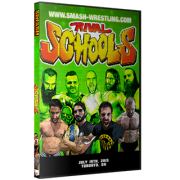 "Smash Wrestling DVD July 19, 2015 ""Rival Schools 2015"" - Etobicoke, ON"