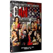 "Smash Wrestling DVD September 13, 2015 ""CANUSA Classic 2015"" - Toronto, ON"