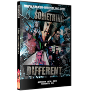 "Smash Wrestling DVD October 16, 2015 ""Something Different"" - Toronto, ON"
