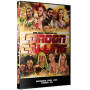 "Smash Wrestling DVD November 22, 2015 ""London Calling"" - London, ON"