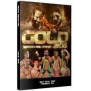 "Smash Wrestling DVD May 29, 2016 ""Gold 2016"" - Toronto, ON"