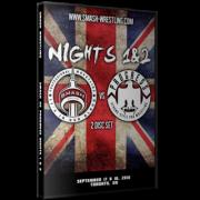 "Smash/Progress Wrestling DVD September 17 & 18, 2016 ""Smash vs. Progress Night 1 & 2"" - Toronto, ON"