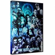 "Smash Wrestling DVD ""Best of 2016"""