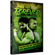 "Smash Wrestling DVD ""Fight Forever: Scotty O'Shea vs. Brent Banks"""