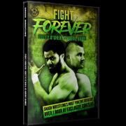 """Smash Wrestling DVD """"Fight Forever: Scotty O'Shea vs. Brent Banks"""""""