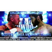 "Smash Wrestling ""Fight Forever: Scotty O'Shea vs. Brent Banks"" (Download)"