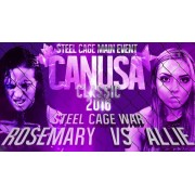 "Smash Wrestling Rosemary vs. Allie: Demon vs. The Slayer"" (Download)"