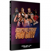 "Smash Wrestling DVD March 26, 2017 ""Show Us What You Got!"" - London, ON"