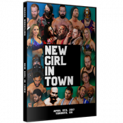 "Smash Wrestling DVD April 9, 2017 ""New Girl in Town"" - Toronto, ON"