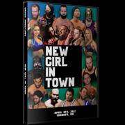 """Smash Wrestling DVD April 9, 2017 """"New Girl in Town"""" - Toronto, ON"""
