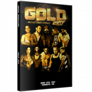 "Smash Wrestling DVD June 11, 2017 ""Gold 2017"" - Toronto, ON"