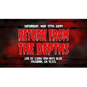 "UEW May 17 & July 12, 2014 ""Return From the Depths & ""Empire Rising"" - Sun Valley, CA (Download)"