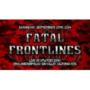 "UEW September 13, 2014 ""Fatal Frontlines"" - Sun Valley, CA (Download)"