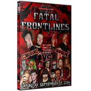 "UEW DVD September 13, 2014 ""Fatal Frontlines"" - Sun Valley, CA"