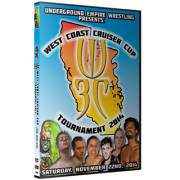 "UEW DVD November 22, 2014 ""West Coast Cruiser Cup Tournament 2014"" - Sun Valley, CA"